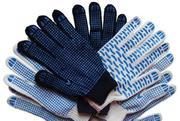 Перчатки ХБ с покрытием оптом