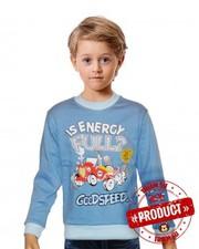 Детская трикотажная одежда оптом