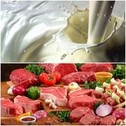 Оптом Мясную и молочную продукцию с дисконтом от заводской цены