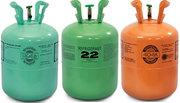 Продам хладагент R134a,  R404a,  R410a R407c,  R22 и другие хладагенты