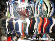 ООО «Весёлый Роджер» предлагает оптом одежду секонд хенд со склада