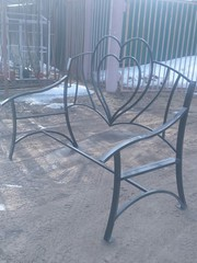 Изготовление и продажа скамеек